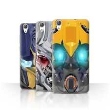 Robot Rigid Plastic Cases & Covers for Huawei