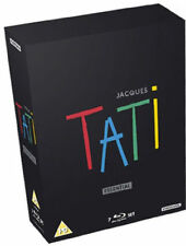Jaques Tati - Essential Collection (6 Films) Blu-RAY NEW BLU-RAY (OPTBD2685)