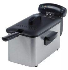 BREVILLE Deep Fat Fryer 1 L Capacity Stainless Steel 2000 W VDF100