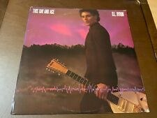 D.L. Byron~This day and age~80s Rock Arista Lp~Inner~Vg+Vinyl~Pop 1980 Iovine