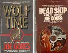 Wolf Time & Dead Skip by Joe Gores