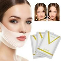 4D V-Shape Thin Face Mask Slimming Lifting Firming Fat Burn Double Chin V-line