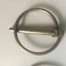 Stainless Steel Lynch Pin 1/4 x 1 3/4