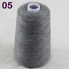 Vente nouveau 100 G Cône doux Pure cashmere Main Tricot Crochet Fil Wrap Châle 05