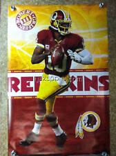 Robert Griffin III RG3 Washington Redskins Wall Poster