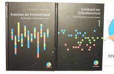 Structogram - 2 Bände Persönlichkeits- Training - Selbstkenntnis Analyse  (285)