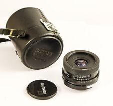 Tamron 28 mm 2.5 pour Rolleiflex SL35 adaptall 2