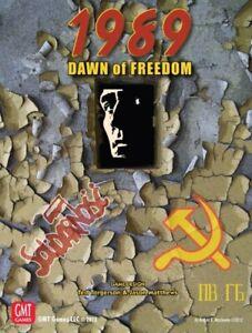 1989 Dawn of Freedom- Board Game - New