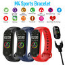 NEW M4 bluetooth Smart Watch Amoled Sport Wristband Bracelet For Xiaomi Mi Band4