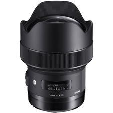 Sigma 14mm F/1.8 DG HSM ART Lens (Nikon) Full Frame - 4 Year USA Warranty