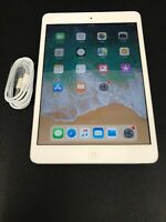 Apple iPad mini 2 16GB, Wi-Fi, 7.9in - Silver Tablet **GRADE A**