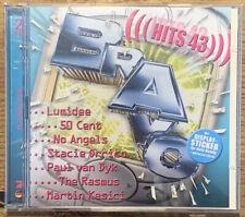 CD BRAVO Hits 43 / 2CD?s / 2003 / Zustand: Gut
