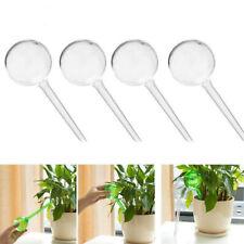10 pcs Plant Self Watering Globes Automatic Glass Watering Bulbs Mini Decorative