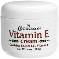 Cococare Vitamin E Cream 4 oz