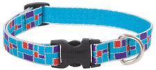 "Lupine 3/4"" CITY LIGHTS Adjustable Dog Collar 12"" - 20"""