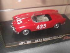 1:43 Alfa Romeo Giulietta 1958 Mille Miglia DetaILCars 206 OVP like the Picture