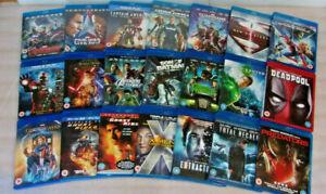 Marvel, Superhero, Sci-Fi, Disney & Children Selection (Blu-ray) Up to 20% OFF