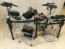 More details for electric drum kit roland