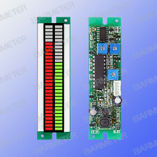 30seg-66mm LED Double Bargraph Meter Module, Measure and Display DC Value