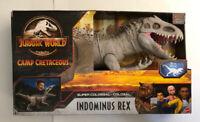 Jurassic World Super Colossal Indominus Rex Camp Cretaceous Netflix