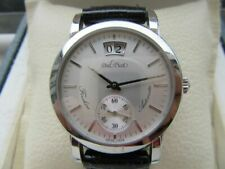 Paul Picot  Firshire Ronde Big Date Automatic - Ref 4091 - Caliber: PP 1120 Box