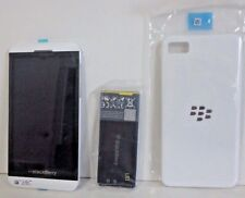 "NEW White BlackBerry Z10 16GB Smartphone 3G 8MP 4.2"" GSM Unlocked,Carrier?"