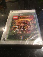 Lego Indiana Jones: The Original Adventures Platinum Family Xbox 360 Brand New