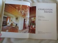 SIGNED Charleston Interiors by Henry Cauthen 1979 Preservation Society J Iseley