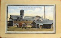 Fort Frances, Ontario, Canada 1910 Postcard - Shelvin Clarke Mill
