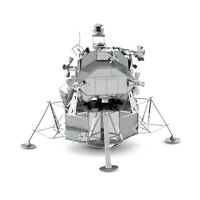 Metal Earth Apollo 11 Lunar Module 3D Laser Cut Metal DIY Model Hobby Build Kit