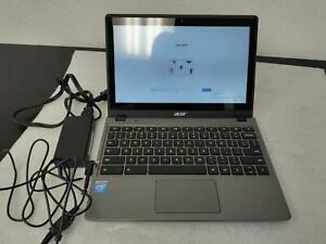 Acer C720/C70P/C740 Chromebook Touch Screen Intel 2.4 GHz 4GB RAM  16GB SSD