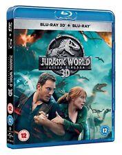 Jurassic World - Fallen Kingdom (3D + 2D ) [Blu-ray]