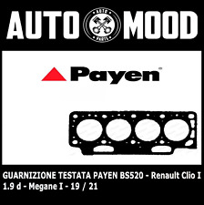 GUARNIZIONE TESTATA PAYEN BS520 - Renault Clio I 1.9 d - Megane I - 19 / 21
