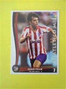 Joao FELIX Atletico Madrid Football Stars 2019-20  PLIVAC