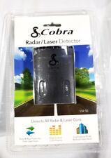 Cobra Ssr50 9 Band Performance Radar Laser Detector