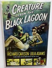 "Creature From the Black Lagoon Movie Poster 2"" x 3"" Refrigerator Locker Magnet"