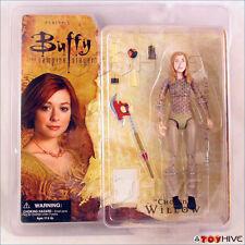 Buffy the Vampire Slayer Chosen Willow 6 inch figure series 3 dlx