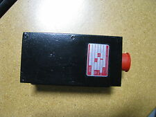 HARTMAN FIELD OVERVOLTAGE RELAY A-927AA NSN: 5945-00-719-4092 COIL 28V