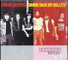 LYNYRD SKYNYRD - Gimme Back My Bullets (Deluxe Edition) Sealed CD + DVD
