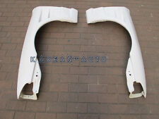 FRP FIBER GLASS BN STYLE FRONT FENDER FLARE +25MM FOR NISSAN R32 GTS 2D 4D