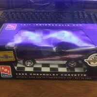 1995 CHEVROLET CORVETTE CONVERTIBLE INDY PACE CAR PROMO AMT/ERTL W/BOX