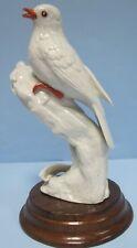 Italian Porcelain Bird.