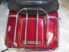 OEM Harley King Tour Pak Pack Luggage Box Touring 1996 Victory Sunglo