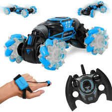 SHOP-STORY - Twister Car Blue: Car Controlled By Control Sign