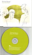 THIRTEEN SENSES Thru the Glass RARE SINGLE VERSION Europe PROMO DJ CD single 13