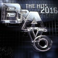 BRAVO THE HITS 2016 (SHAWN MENDES, THE CHAINSMOKERS,...) 2 CD NEU