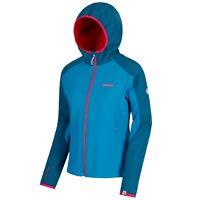 Womens Regatta Arec II Softshell Walking Hiking Golf Soft Shell Jacket RRP £60