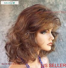 JESSICA CLASSIC CAP WIG COLOR 10RH16 HIGHLIGHTED BROWN