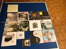 Bon Iver Vinyl LP Record MEGA Collection