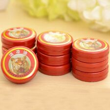 4 Pop Tiger Balm Pain Relief Ointment Red White Muscle Rub Aches Massage Unisex